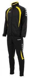 Hummel Team poly suit zwart/geel (105101-8420)