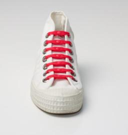 Shoeps veter elastisch ROOD
