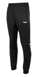 132002-8000 Hummel Authentic Poly trainingsbroek zwart