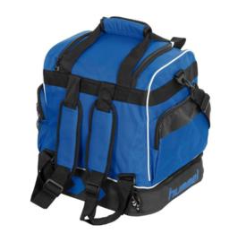Hummel Pro backpack Supreme (JR) blauw/zwart 184837-5000