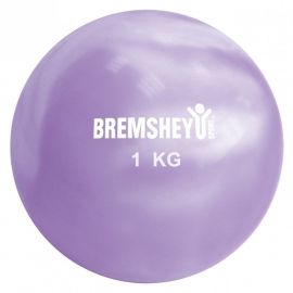 Yoga bal 1 kg (BRSYO003)  Leverbaar vanaf begin mei 2019!