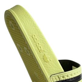 CM8494 Adidas Adilette slipper   geel/zwart