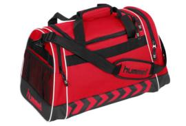 Hummel Milford Elite bag  rood/zwart (184834-6000)