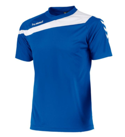 Hummel elite t-shirt blauw/wit (160100-5200)