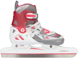 3412 Nijdam norenschaats junior verstelbaar • SEMI-SOFTBOOT •  (combinoor)