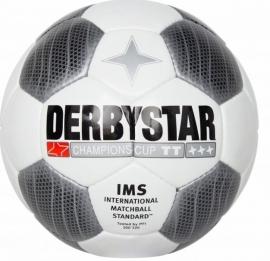 Derbystar Champions Cup zwart/ wit