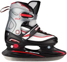 2202    Nijdam IJshockeyschaats Junior Verstelbaar • softboot