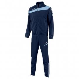 Hummel Elite poly suit  navy/blauw (105103-7550)