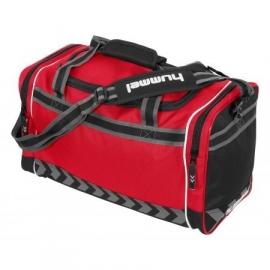 Hummel Shelton Elite bag rood/zwart (184826-6000)