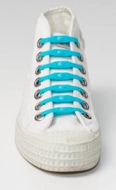 Shoeps veter elastisch iNDIGO