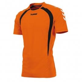 Hummel Team T-shirt oranje/zwart (160105-3820)