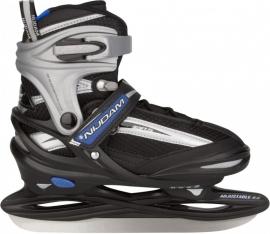OUTLET  3172    Nijdam IJshockeyschaats Junior Verstelbaar •softboot | DOOS KAPOT
