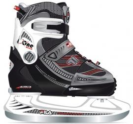 Fila X-One ice 12 jr. verstelbare hockeyschaats.