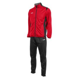 Hummel Paris Polyester Suit rood/zwart (105105-6800)