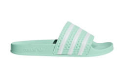 CG6538 Adidas Adilette slipper | mintgroen