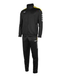 Hummel valencia poly suit zwart/geel (105006-8400)