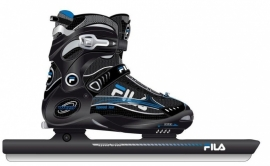 Fila Wizy Ice Speed  jr  verstelbare combinoor.  blue/ black  38-41