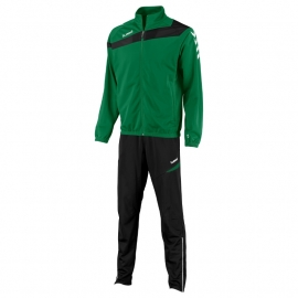Hummel Elite poly suit  groen/zwart (105103-1800)