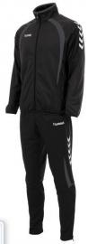Hummel Team poly suit zwart/grijs (105101-8960)