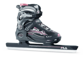 Fila Wizy Ice Speed 15 Girl  zwart/paars