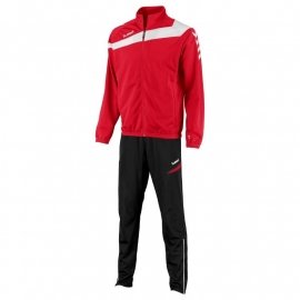 Hummel Elite poly suit  rood/zwart (105103-6200)