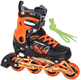 Tempish Daco Inline Skates verstelbaar  junior zwart/ oranje