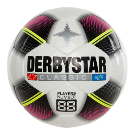 Derbystar Classic TT Ladies roze Light