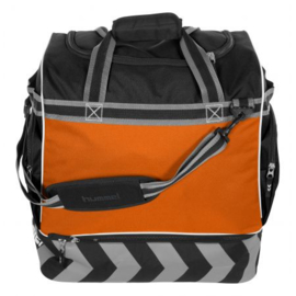 Hummel Pro bag excellence oranje/zwart 184828-8300