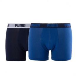 PUMA BASIC BOXER 2P true blue (521015001-420)