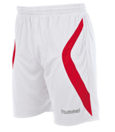 Manchester short wit/rood (120114-2600)