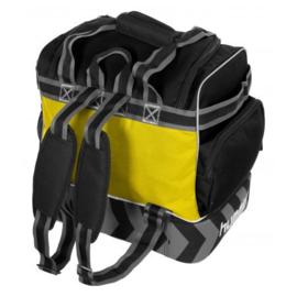 Hummel Pro bag pack Excellence (JR) geel/zwart 184829-8400
