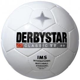 15 x Derbystar Classic TT wit + net + pomp(voordeelpakket)