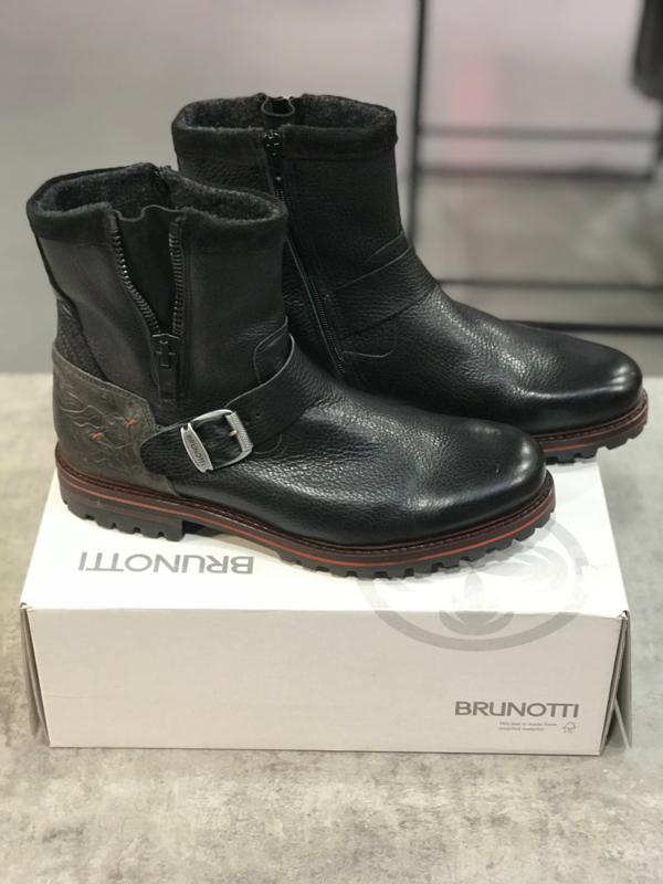 Outlet 11 | Brunotti Buseto black maat 43
