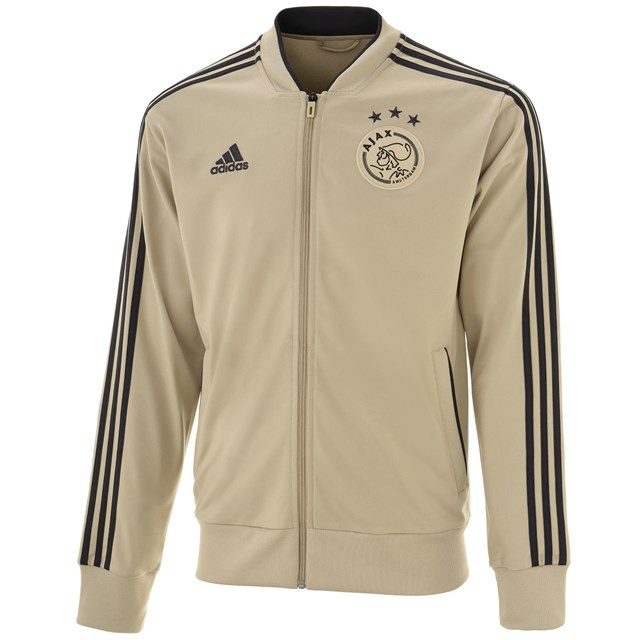 Adidas Ajax uit trainingsjas 2018-2019 JR