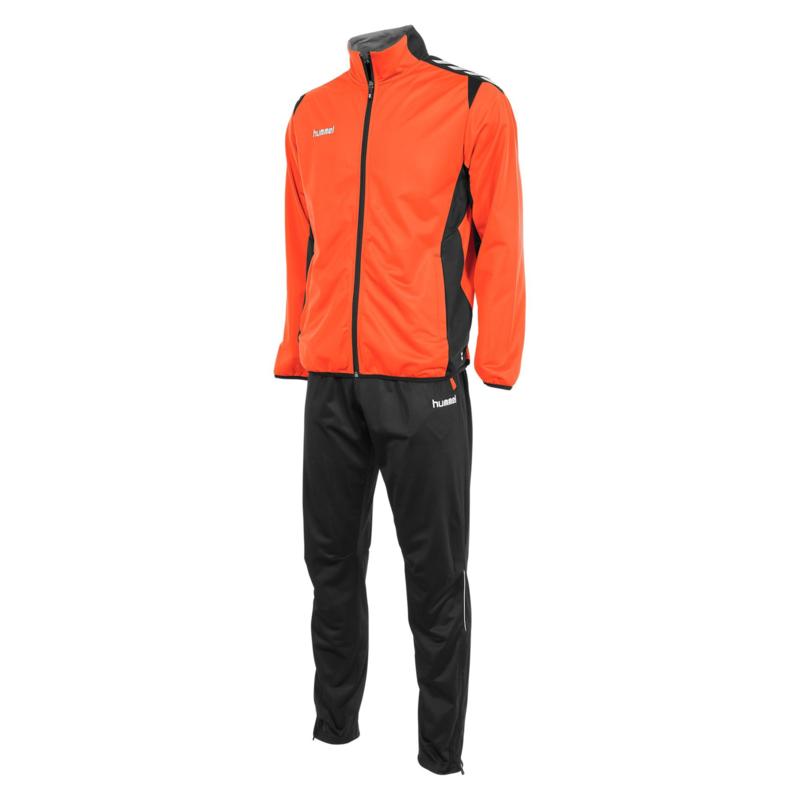 Hummel Paris Polyester Suit oranje/zwart (105105-3800)