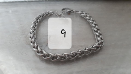RVS armband 9