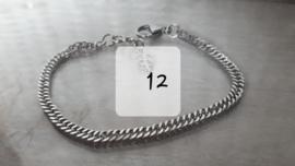 RVS armband 12