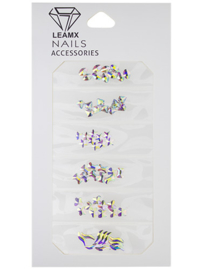 NailArt Overlay Mix Diamonds II