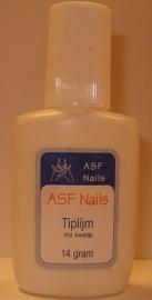 ASF Tiplijm met kwastje 7,5gr.