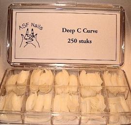 Deep C Curve > 250st. in doos