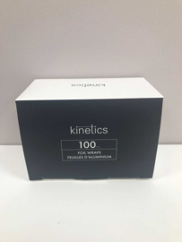 Kinetics Foil Wraps 100 stuks