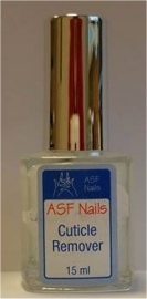 ASF Cuticle Remover 15ml