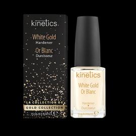 Kinetics white gold hardener 15ml.