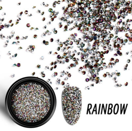 Micro Strass - Rainbow