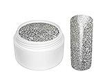 1 Glitter gel 5ml  silver