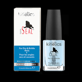 Kinetics nano seal for dry en brittle nails 15ml