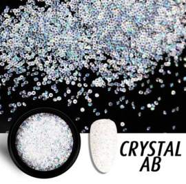 Micro Strass - Crystal AB