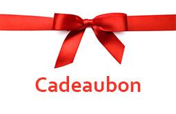 Cadeaubon t.w.v. 15 Euro (incl. btw)