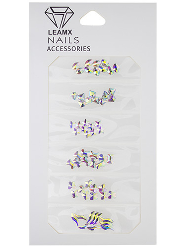 NailArt Overlay Mix Diamonds II