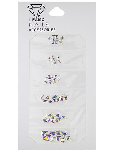 NailArt Overlay Mix Diamonds I